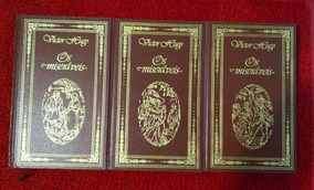 Livro Os Miseraveis Victor Hugo Treis Volumes Perfeitos