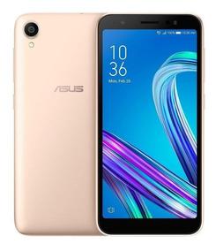 Celular Asus Zenfone Live L1 32gb Tela 5,5 Za550kl Dourado