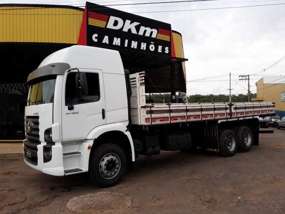 Vw 24250 Constellation Ano 2006 Truck 6x2 ( Leia O Anuncio )