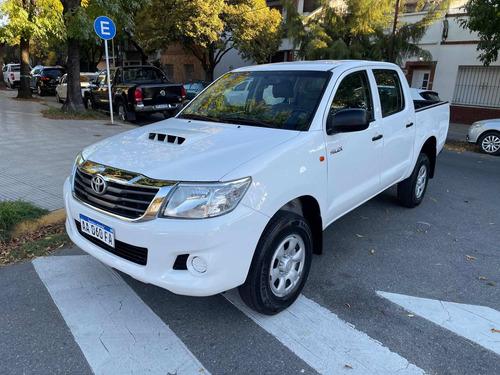 Toyota Hilux 2.5 Cd Dx Pack 120cv 4x2 - H3 2015