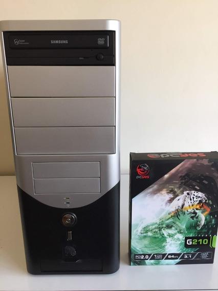 Computador Xeon E3-1220 V2 8gb De Memória