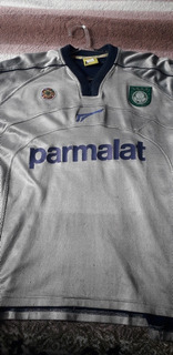 Rara Camisa Goleiro Palmeiras Oficial 2000 Rhumell #1