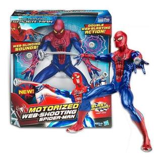 Spiderman Deluxe C/sonido Y Acc Int 98723 Original Hasbro