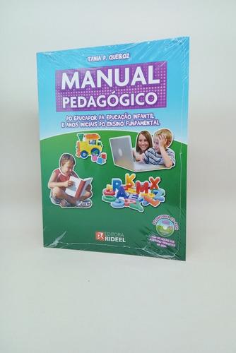 Manual Pedagógico Do Educador Educação Infantil Fundamental