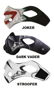 Sleeve Training Mask 2.0 Funda Mascara Elevación