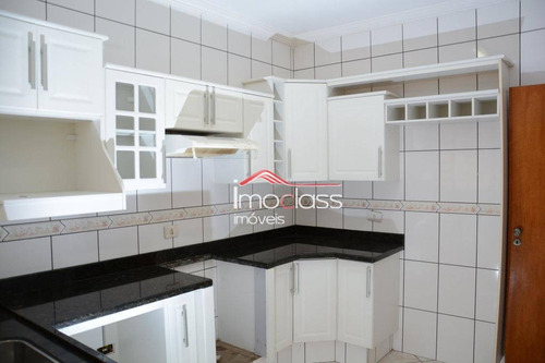 Casa Residencial À Venda, Campo Limpo, Americana - Ca0808. - Ca0808
