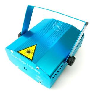 Laser Lluvia Audioritmico Multipunto Luces Fiestas Dj
