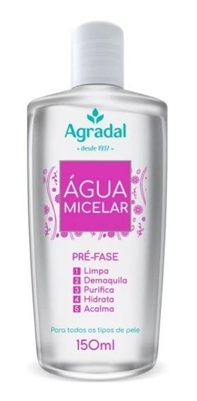 Água Micelar Pré Fase 150ml Agradal