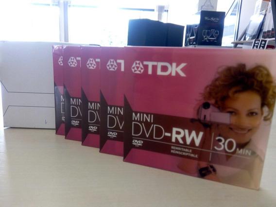 Mini Dvd - Rw Tdk