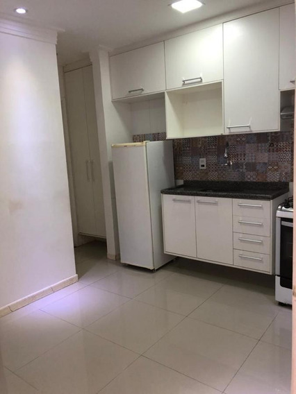 Flat Para Locação Em Lauro De Freitas, Buraquinho, 1 Dormitório, 1 Banheiro, 1 Vaga - Vs524_2-1051152
