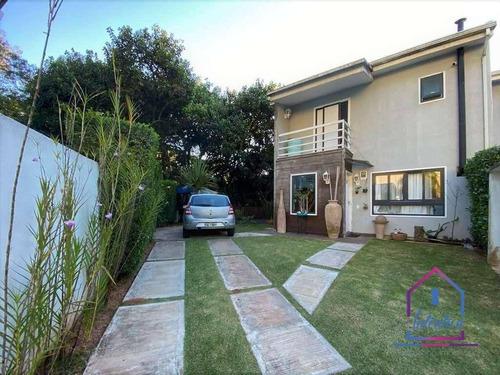 Imagem 1 de 14 de Casa Com 3 Dormitórios À Venda, 147 M² Por R$ 1.300.000 - Jardim Das Paineiras - Cotia/sp - Ca1292