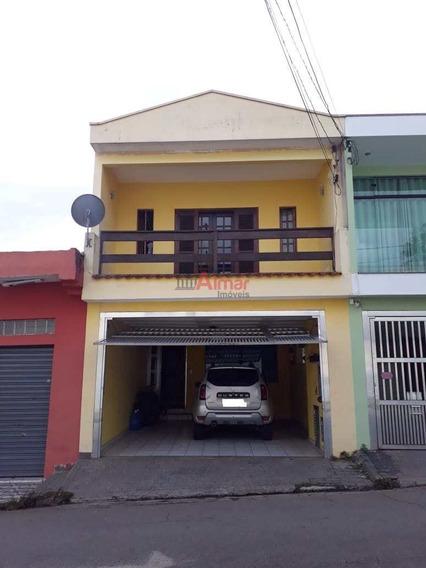 Sobrado 4 Dormitórios C/ Suite Na Vila Carmosina - V7848