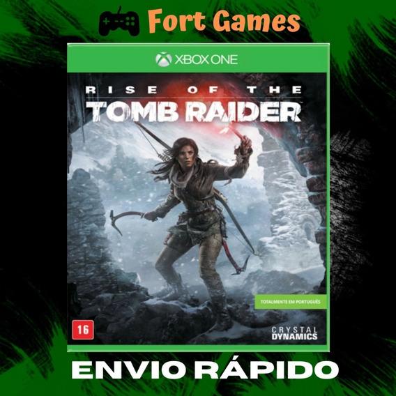 Rise Of The Tomb Raider Xbox One Mídia Digital