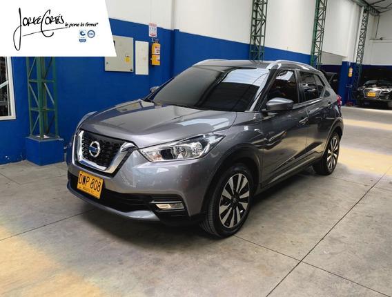 Nissan Kicks Advance Aut 4x2 Dwp808