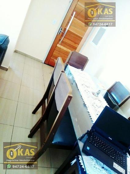Apartamento Residencial À Venda, Jardim Chácara Méa, Suzano. - Ap0221