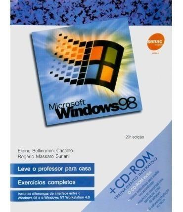 Microsoft Windows 98 C/cd-rom, Elaine Bellinomini Castilho