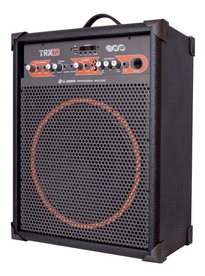 Caixa Multi Uso Trx12 Ll Audio Mp3,fm,mic