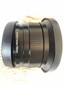 Lente Macro Bower Series 7/52mm Para Nikon