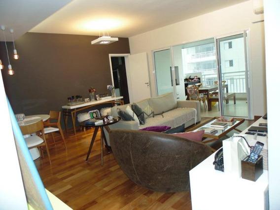 Impecável Apartamento A Venda - Residencial Bossa Nova - Santos / Sp - Ap1645