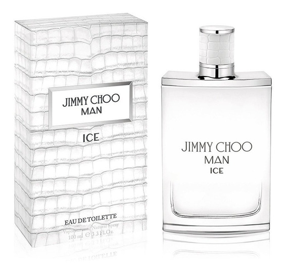 Jimmy Choo Man Ice 100ml Masculino + Amostra De Brinde