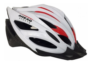 Capacete De Ciclista Bike Pro Ahead Sports 2196