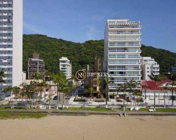 Apartamento À Venda, 96 M² Por R$ 1.259.000,00 - Praia Mansa - Matinhos/pr - Ap0556
