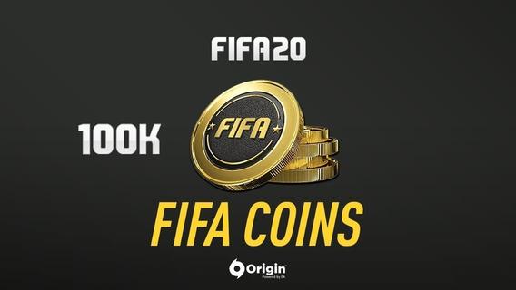Fifa Coins Pc - 100k (100.000) Origin