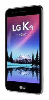 LG K Series K4 NOVO Dual SIM 8 GB Titânio 1 GB RAM