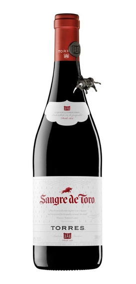 Vino Tinto Torres Sangre De Toro Español Botella 750 Ml
