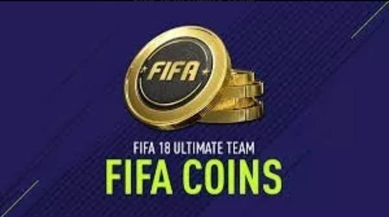 100k Cois Fifa 18 - Xbox One - Envio Imediato