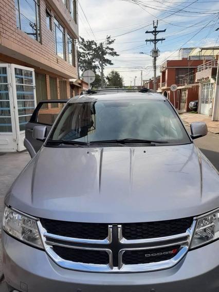 Dodge Journey Sxt Motor 2.4; 5 Puertas Gris Plata.