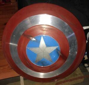 Escudo Capitan America Tamaño Real (precio Real) Sincomision