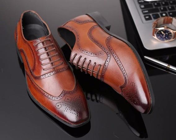 Sapato Social Masculino Promocional Quinta Feira