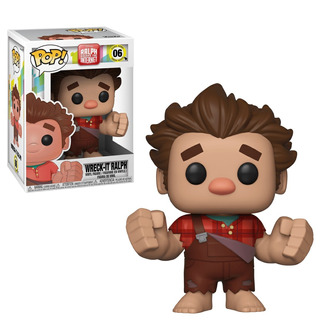 Funko Pop Ralph Breaks The Internet Ralph # 06