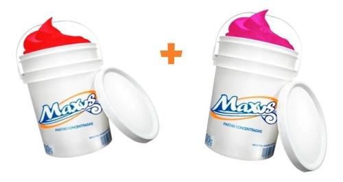 Imagen 1 de 7 de Shampoo Para Autos Pastas - 50 Tradicional + 50 Siliconado.