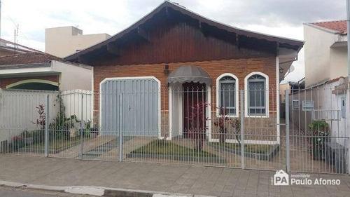 Casa Com 4 Dormitórios À Venda, 141 M² Por R$ 480.000,00 - Parque Primavera - Poços De Caldas/mg - Ca0190