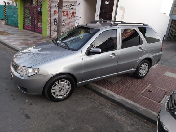 Fiat Palio Weekend 1.7 Elx Pack Electrico 2006
