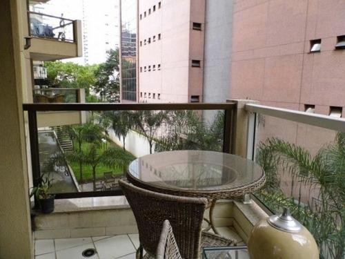 Excelente Apartamento Na Vila Olimpia - Pj50000