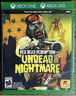 Read Dead Redemption Undead Nightmare Xboxone Nuevo Original