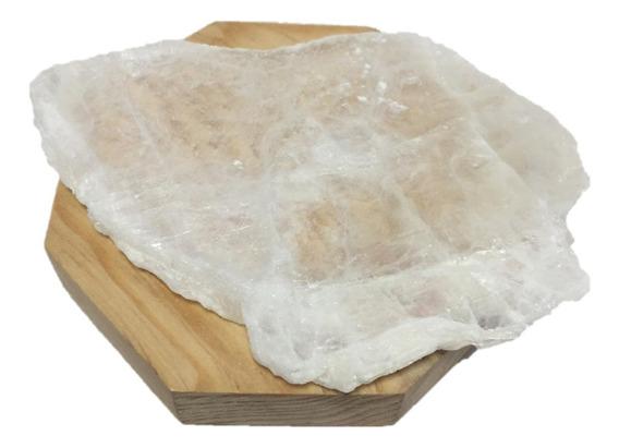 Selenita Yeso Mineral De Colección/amuleto Ujm