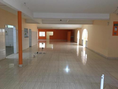Salão Para Alugar, 375 M² Por R$ 8.500/mês - Jardim América - Ribeirão Preto/sp - Sl0209