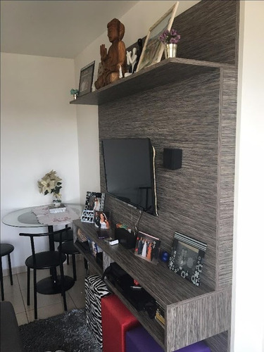 Imagem 1 de 7 de Apartamento Com 2 Dormitórios À Venda, 48 M² Por R$ 285.000,00 - Vila Ema - São Paulo/sp - Ap3219