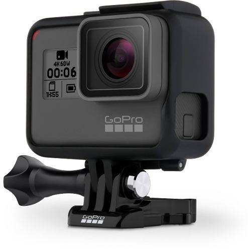 Câmera Gopro Hero 6 Black 4k Ultra Hd A Prova D
