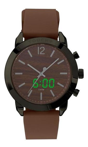 Relógio Touch Unissex Grafite Twy121e6ah/4m