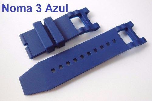 Pulseira Subaqua Invicta 5515 Noma Iii Original Azul