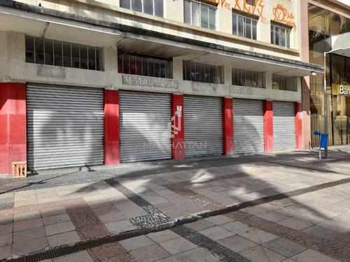 Imagem 1 de 16 de Salão Para Aluguel Em Centro - Sl005950