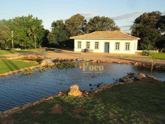 Sítio Com 3 Dormitórios À Venda, 32000 M² Por R$ 3.500.000,00 - Jardim Nossa Senhora Das Graças - Itatiba/sp - Si0003