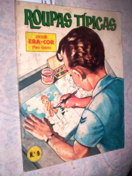 Raro Livro Infantil Para Colorir 1965