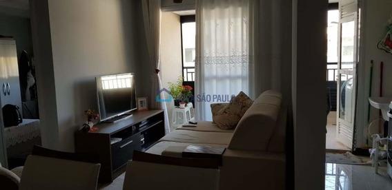 Sacomã, 2 Dormitórios, Suite, 1 Vaga, 61 Metros - Bi25084