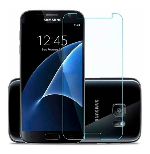 Mica Cristal Protectora  Templada Para Samsung A8
